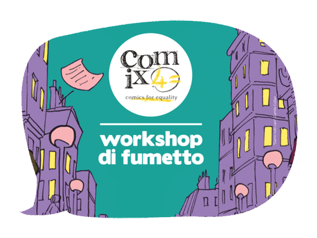(English) (Italiano) Workshop gratuiti di fumetto